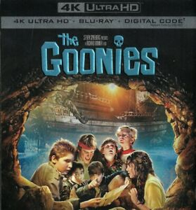 The Goonies 4K Ultra HD Blu-ray + Blu-ray - Keine Deutsche Tonspur