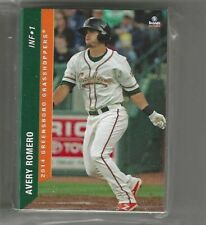 2014 GREENSBORO GRASSHOPPERS TEAM SET COMPLETE LOW A MIAMI