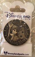 PIN Disneyland Paris MEDAILLE RATATOUILLE OE