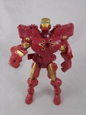 "Hasbro Marvel Ironman Figure 6"" Loose Lights Up"