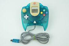 Sega Dreamcast Aqua Blue Controller DC From Japan