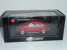 MINICHAMPS  1/43 vintage  N°21   de 100    VOLKSWAGEN 1302 Saloon 1970