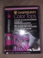 Chameleon Color Tops Marker Set 5//Pkg-Warm Tones