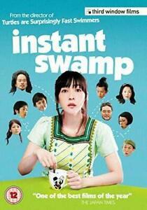 "KUMIKO ASO, MORIO KAZAMA       ""INSTANT SWAMP""   R.2   (LIKE NEW)   DVD"