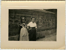PHOTO ANCIENNE - ENFANT COSTUME DÉGUISEMENT PROVENCE - CHILD - Vintage Snapshot
