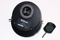 Nikon DIC Hoffman LWD 0.52 Condenser for Diaphot Microscopes: mint condition