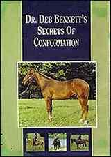 Dr. Deb Bennett's Secrets of Conformation DVD - NEW