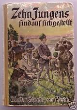 Schulte vom Brühl - Zehn Jungens sind auf sich gestellt - 1933