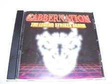 Gabbernation - The Legend Strikes Again 5th Gear CD '01
