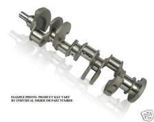 SBC 4340 FORGED STEEL CRANKSHAFTS (CHOOSE STROKE)
