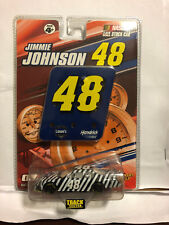 2007 Jimmie Johnson Track Test Zebra Stripe Pit Stop Sign 1:64 car Winner Circle