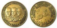 Medaglia Astronauti James McDivitt – David Scott – Russel Schweickart USA 1969