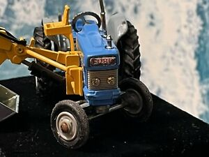 Vintage Ford 5000 Super Major Tractor By Corgi Toys