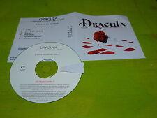 COMEDIE MUSICALE - DRACULA - DELVA - AYADE !!!!!!!!!!!! CD PROMO !!!!!!!!!!
