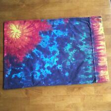 Handmade Tie Dye Pillow Case