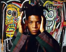 Jean Michel Basquiat #11 Print 11 x 14  #3223