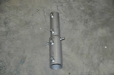 POLE CONVERTERS  2INCH TO 1 1/2 INCH POLE JOINER - GALVANISED