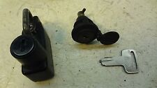 1986 Yamaha Virago XV1100 XV 1100 Y354' helmet storage lock set parts