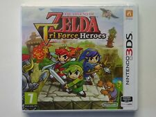 The Legend of Zelda - Tri Force Heroes -  Nintendo 3DS - Neuf
