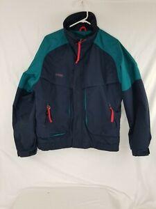 80's Vintage Columbia Powder Keg 3 in 1 Coat Ski Jacket set Mens Medium