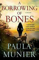 A Borrowing of Bones: A Mystery (Mercy and Elvis Mysteries) by Munier, Paula