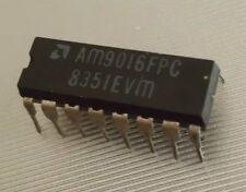 Circuito Integrado AM9016FPC - AMD IC Vintage - RAM - DIP-16 -