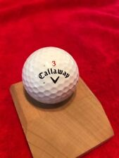 30 CALLAWAY GOLF BALLS IN MINT++ AND MINT CONDITION...FREE SHIPPING