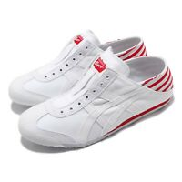 Asics Onitsuka Tiger Mexico 66 Paraty White Red Men Women Shoes 1183A339-101
