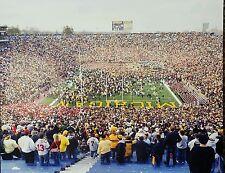 The Big House16 x 20 photo University of Michigan 2003 100th meeting Ohio State