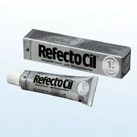 RefectoCil A/W-Farbe 1.1 graphit 15 ml Augenbrauenfarbe Wimpernfarbe