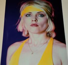 Deborah Harry / 8 X 10 Color Photo