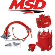MSD Ignition Tuneup Kit - 87-95 Chevy/GMC Ext Coil 5.0/5.7L Cap/Rotor/Coil/Wires