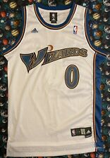 Adidas NBA Washington Wizards Gilbert Arenas Basketball Jersey