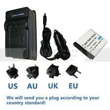 Battery Pack + Charger for Polaroid T1031, T1035, T1234, T1235 Digital Camera