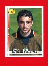 CALCIATORI Panini 2000-2001 - Figurina-sticker n. 216 - MANITTA -LECCE-New