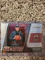 2019-20 Panini Prizm Luck of the Lottery Fast Break Tyler Herro Rookie RC #13