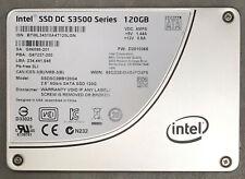 "Intel DC S3500 Series 120GB MLC SATA 6Gbps 2.5"" Internal SSD"