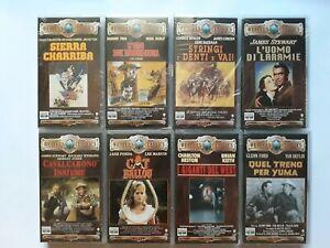 10 VHS COLUMBIA WESTERN CLASSICS