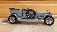 1/24 Franklin Mint 1907 Rolls Royce The Silver Ghost IN CASE With Certificate