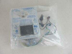 Condor HB24-1.2-A+ Power Supply 24V @ 1.2A New, Sealed, Mounted to Chassis w/ SW