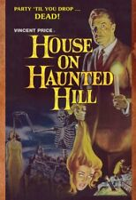 New: HOUSE ON HAUNTED HILL - DVD (Classic, Vincent Price)