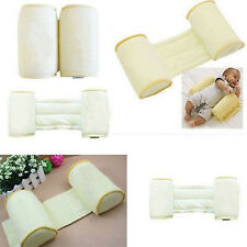 Baby Safe Cotton Anti Roll Support Pillow Sleep Head Positioner Nursery Bedding