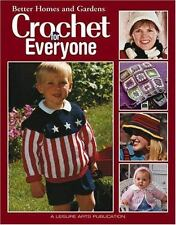 Crochet for Everyone (Leisure Arts #3543)-ExLibrary