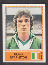 Panini - Europa 80 - # 201 Frank Stapleton - Republic of Ireland