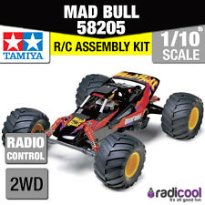 58205 TAMIYA MAD BULL 2WD LTD 1/10th R/C KIT RADIO CONTROL 1/10 BUGGY NEW!
