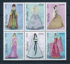 [AR669] Aruba 2013 Wedding dresses MNH