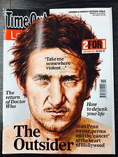 TIME OUT Magazine- Sean Penn: March 9-16 2005