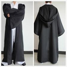 NEW STAR WARS JEDI Hooded Costume Robe Cloak Cape Sz:M/L Cosplay Costume