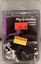 Marionettes (4 Pack) - Neverborn - Malifaux WYR4040 NIB Wyrd