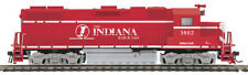 MTH HO Indiana Railroad GP38-2 Diesel w/DCC and PS-3 Sound Decoder 85-2023-1